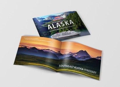 Alaska Cruise Brochure