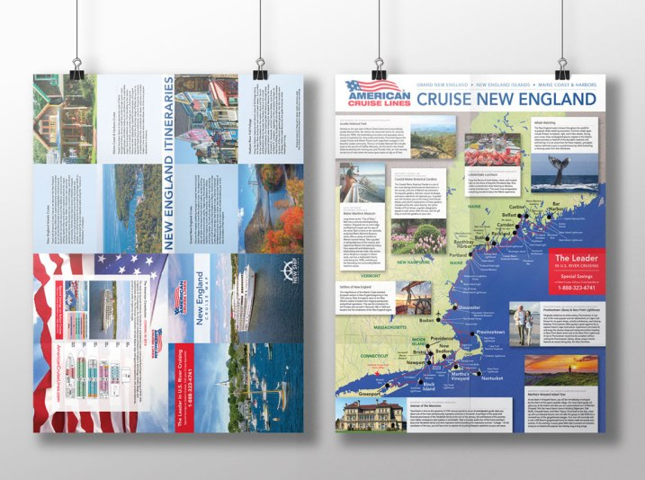 New England Map