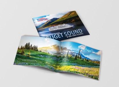 Puget Sound Cruise Brochure